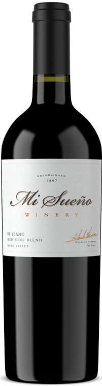 2017 Mi Sueno El Llano Red Wine Blend