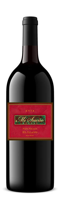 2014 Napa Valley El Llano Red Wine 1.5L