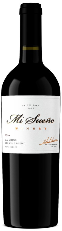 2016 La Chole Red Wine Blend
