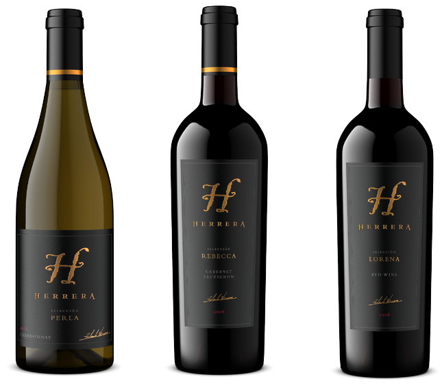 Herrera 3 Bottle Tasting Set