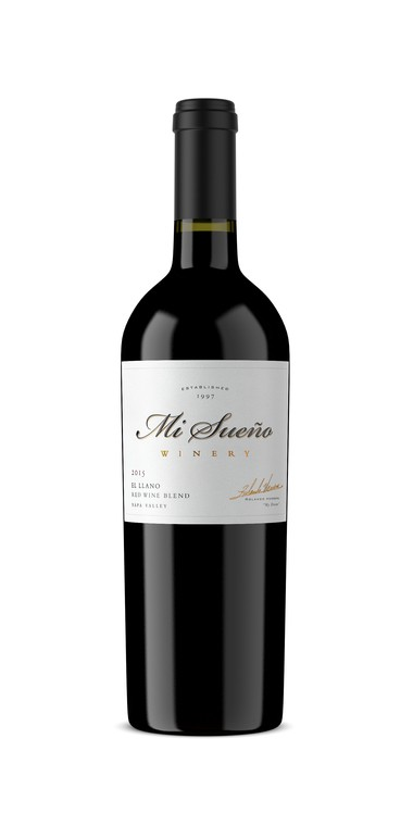 2015 El Llano Red Wine Blend Image