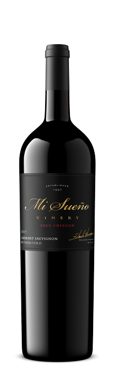 2017 Chingon Rutherford Cabernet Sauvignon 1.5L
